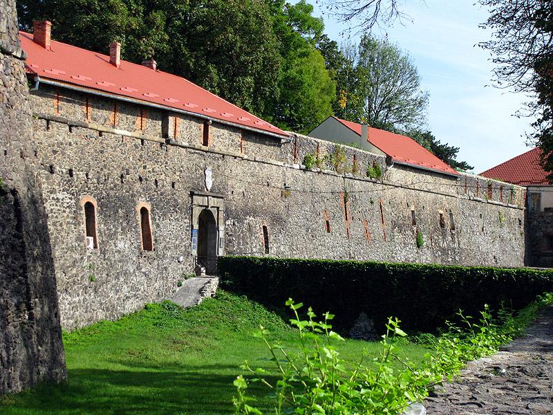 Ужгородський замок фото