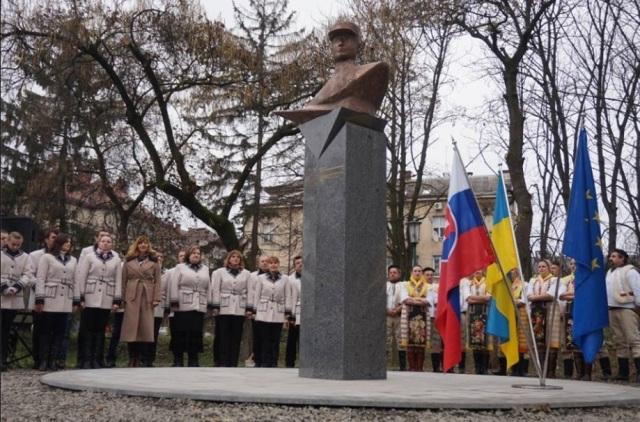 пам'ятники Ужгорода