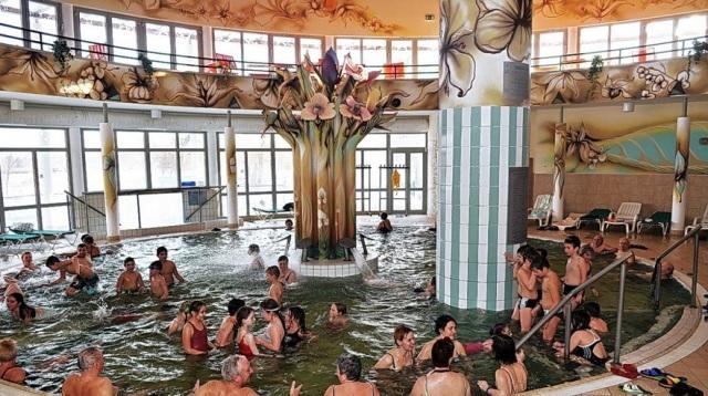 термальные бассейны венгрии