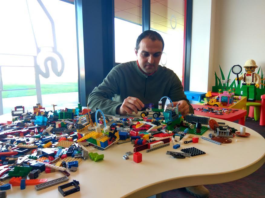 завод Лего