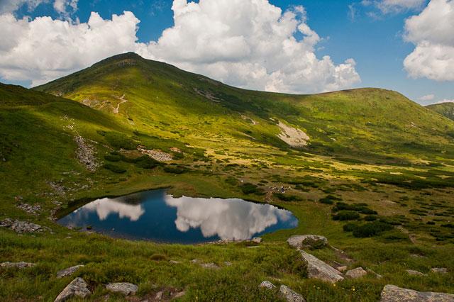 Озера Чорногори