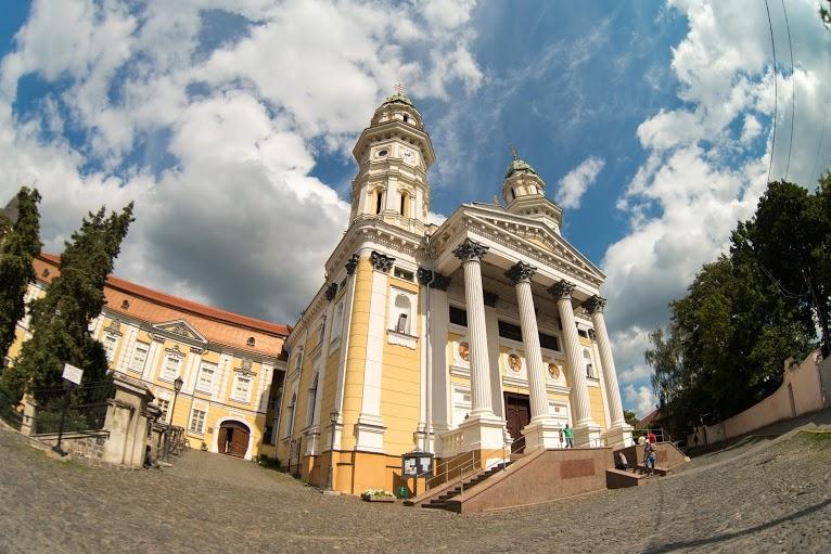 кафедральний собор Ужгород