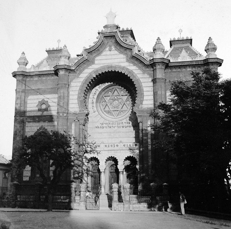 Ужгород синагога