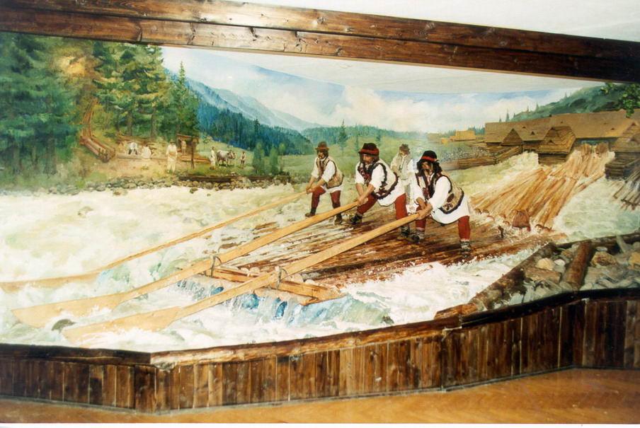 Віртуальна екскурсія Музей екології гір у Рахові