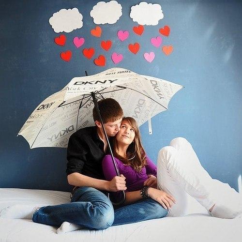 Фотосесія на День Валентина