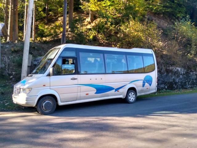 автобус Закарпаття
