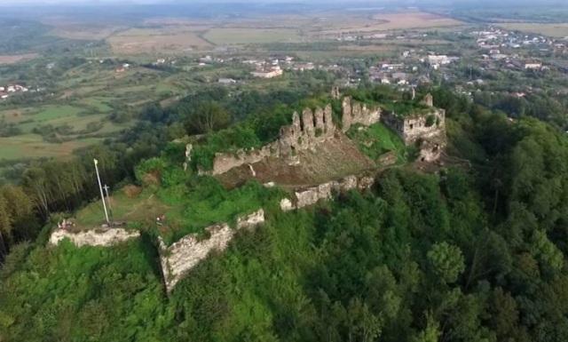 hrudný hrad