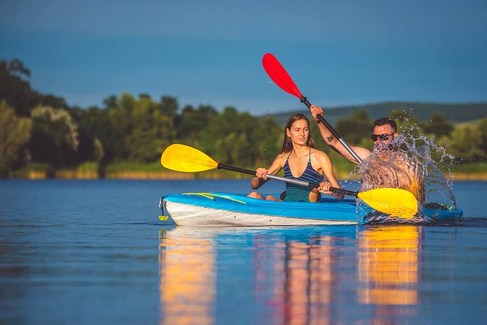 Відпочинок в Берегово: озеро Дідово