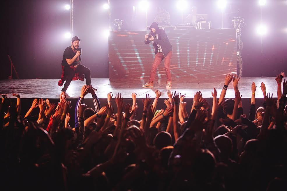Найбільший хіп-хоп фестиваль Західної України в Ужгороді