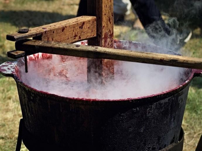 Фестиваль лекварю у селі Геча