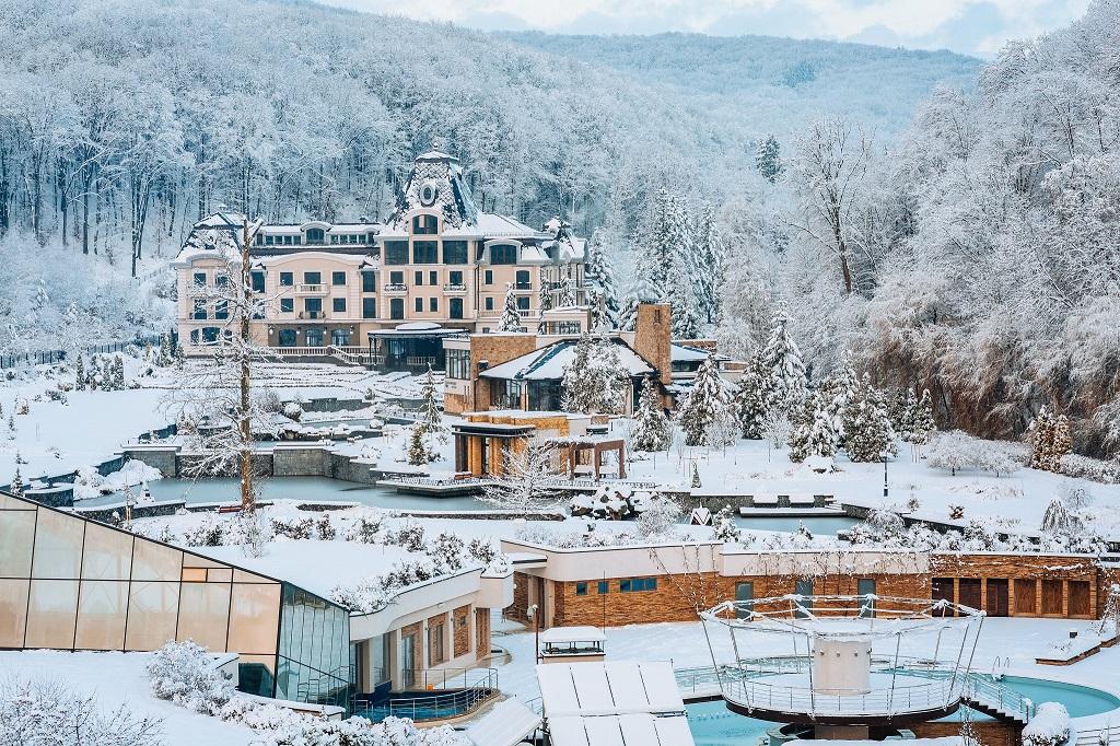 Деренівська Купіль запрошує відсвяткувати Новий Рік та Різдво