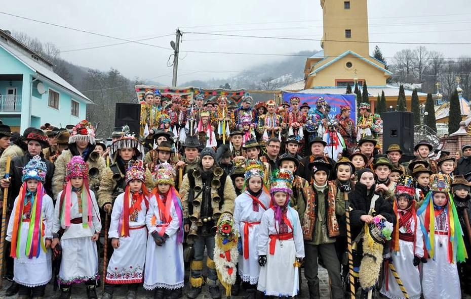 Різдвяний фестиваль «Гуцульські бетлегеми» запрошує гостей