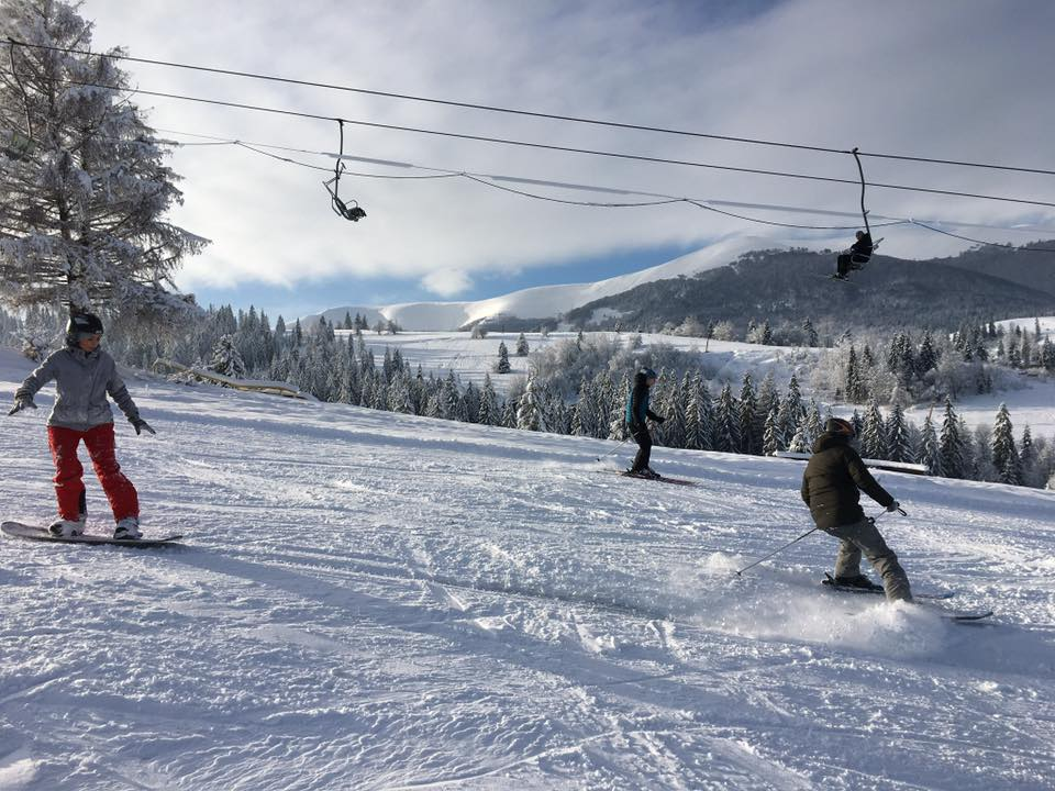 Гірськолижний курорт Ізки: ціни, фото, карта схилів