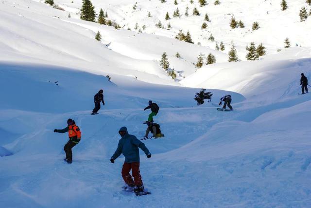 ТОП 10 – гірськолижні курорти Закарпаття