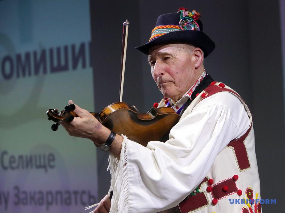 Творча майстерня традиційного народного музикування