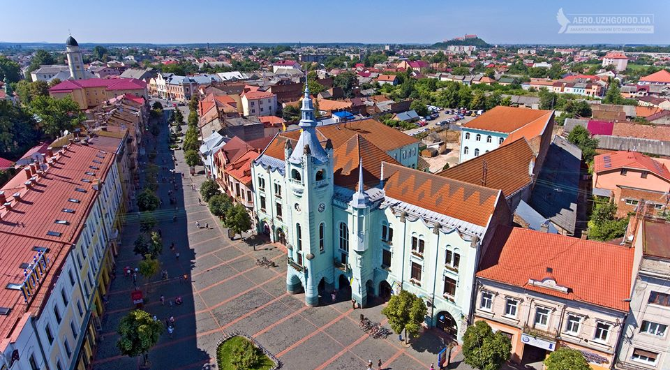 Святкування Дні міста Мукачево 2019