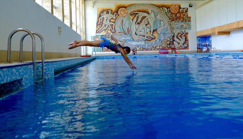 Жива Вода Міжгіря – відпочинок в Карпатах з басейном