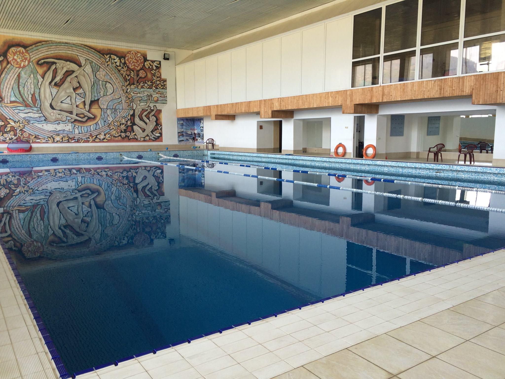 відпочинок в Карпатах з басейном