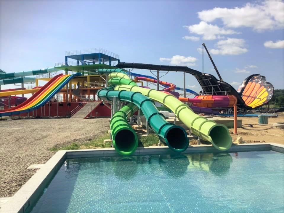 Аквапарк Косино – відкриття 2019 року