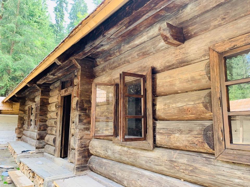 Етно парк Гуцул Ленд на курорті Буковель
