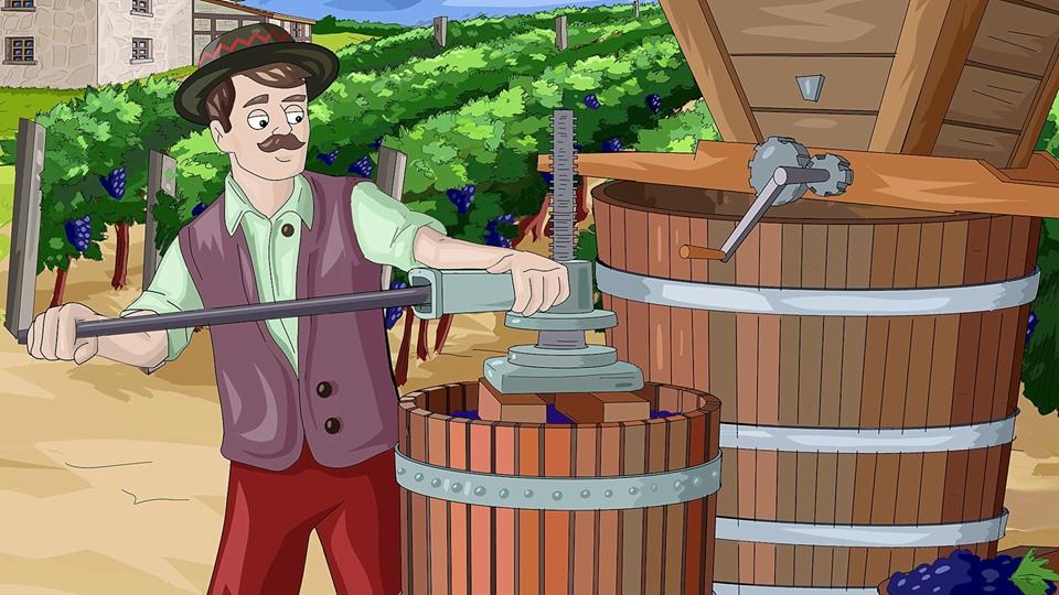 музей винороба Чиза