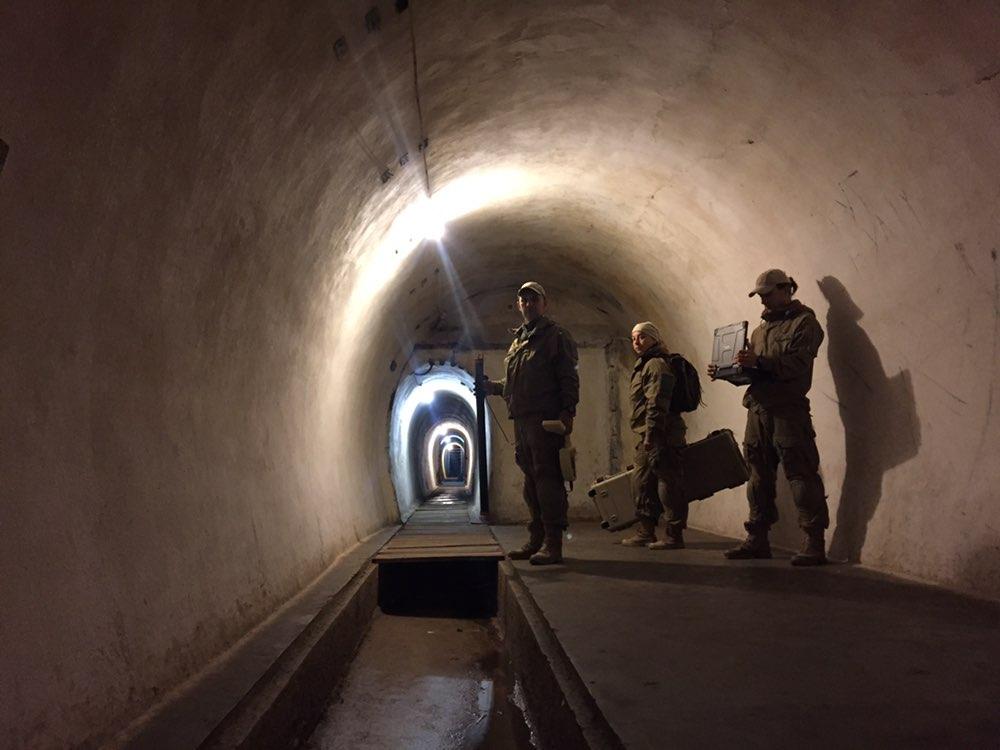 Найбільший бункер України – село Грабівниця