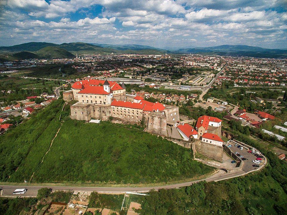 Замок Паланок у 2020 році стане ще цікавішим для туристів