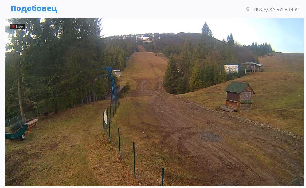 Новый год в Закарпатье будет со снегом, но декабрь оказался убыточным