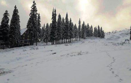 драгобрат зима