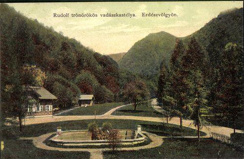 мисливський палац села Луг