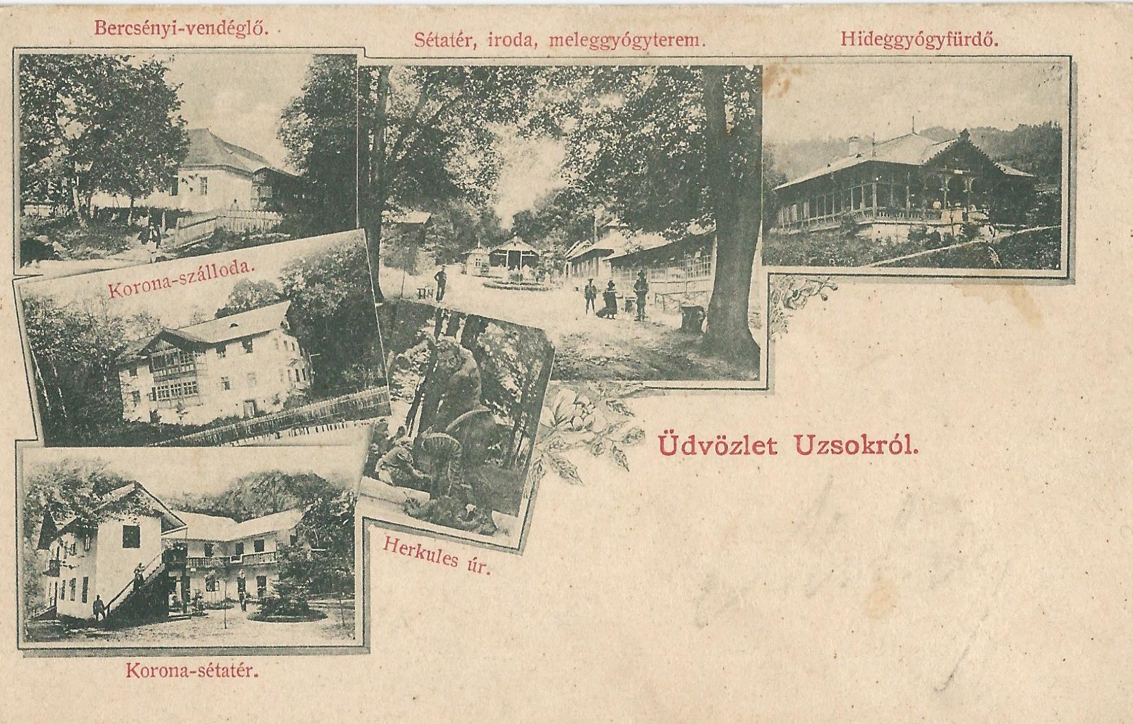 Ужоцький бальнеологічний курорт