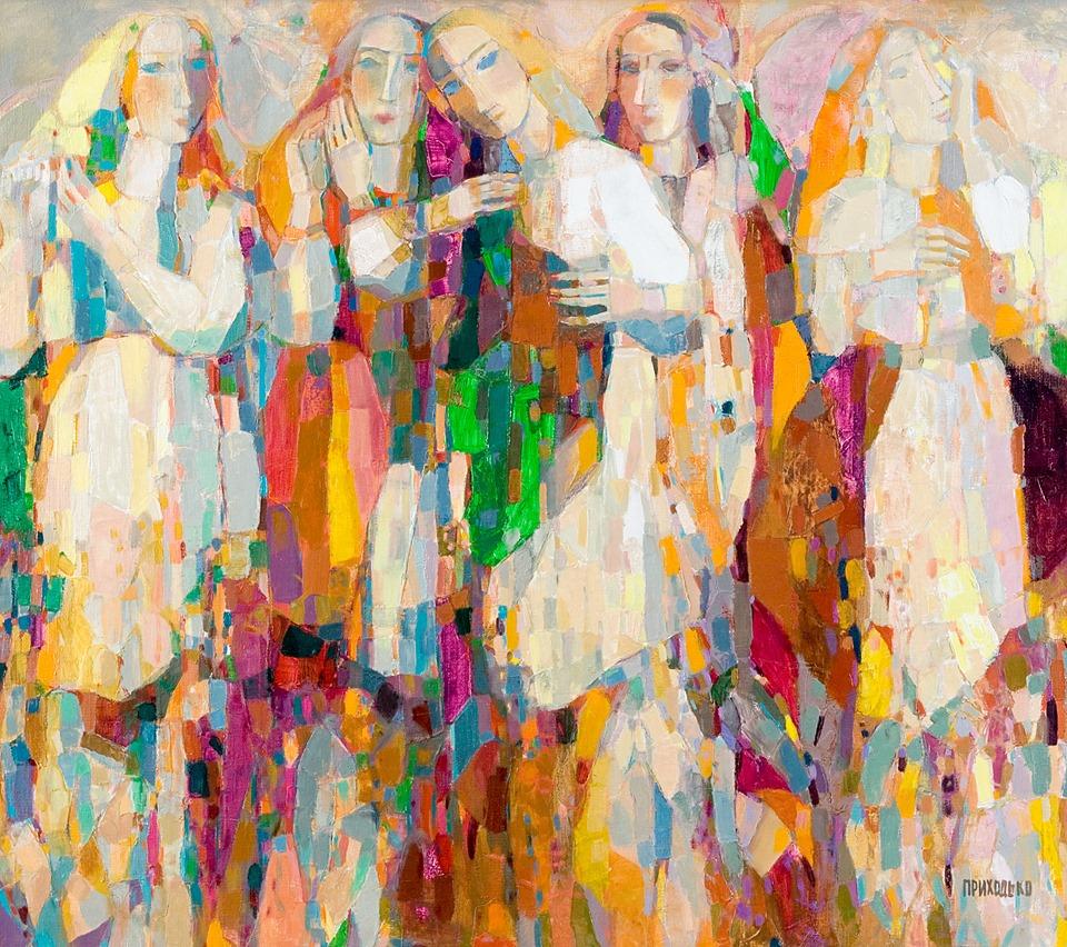 Художній музей запрошує на виставку творів живопису В'ячеслава Приходько