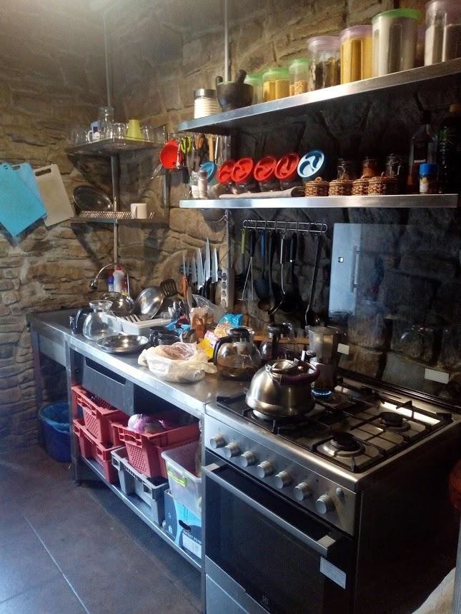 Притулок Явірник - кухня