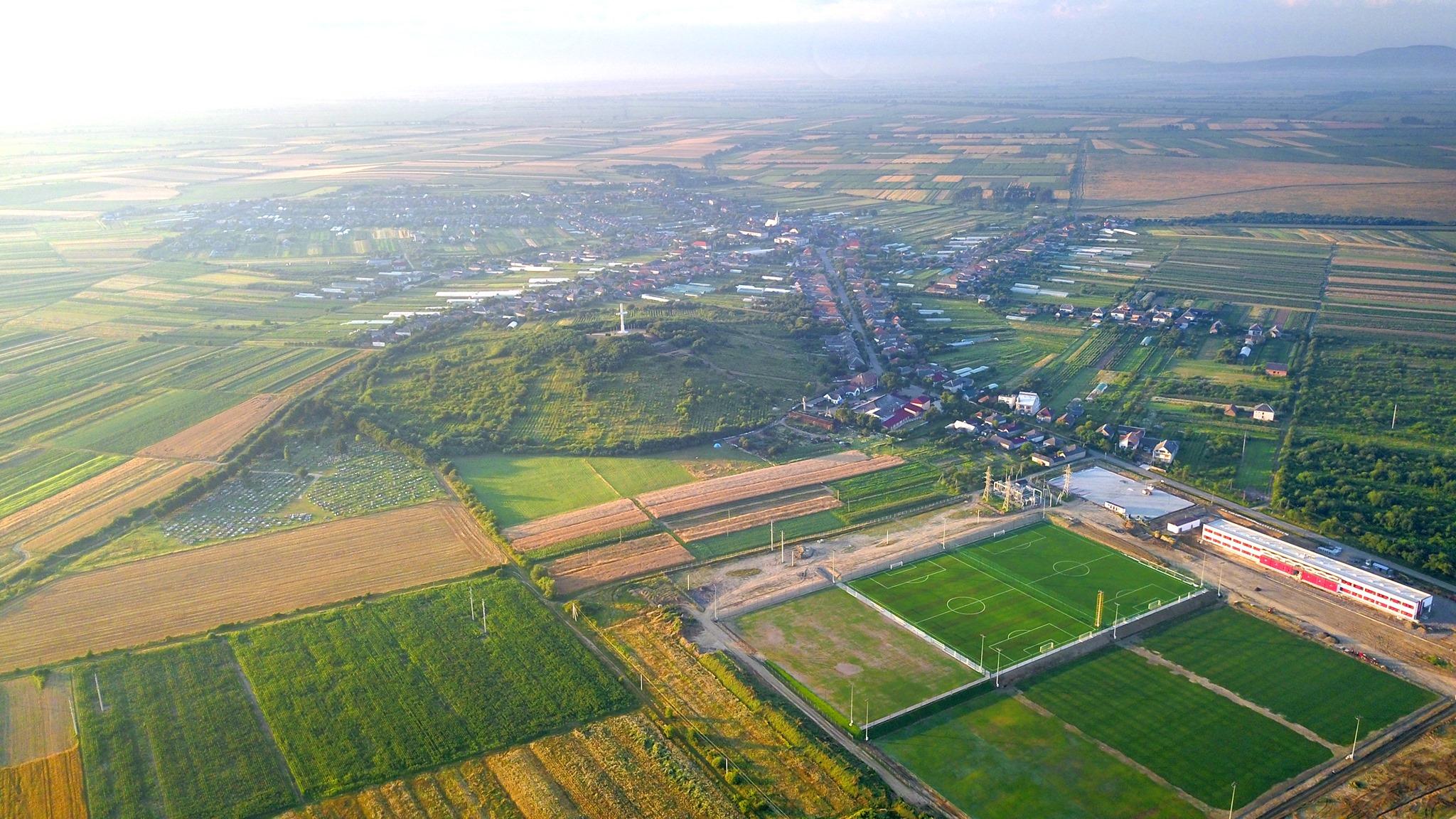село Дерцен