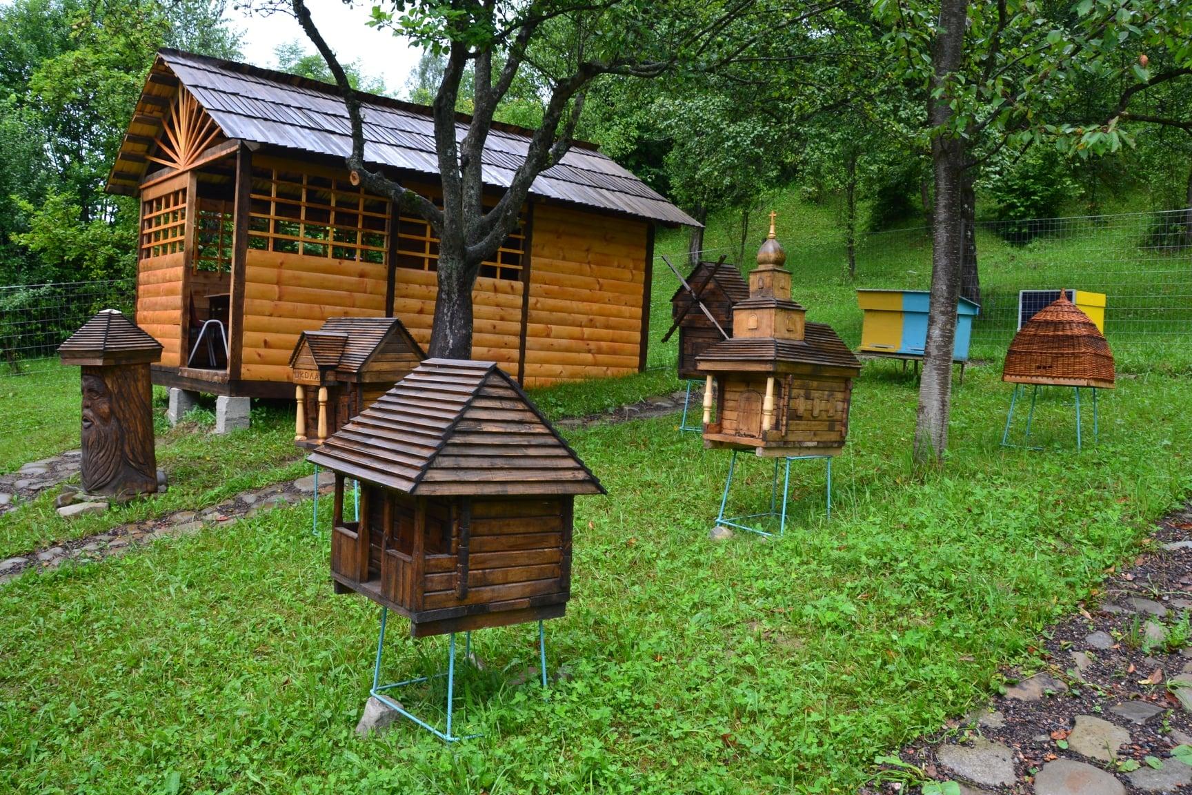 Ви коли-небудь бачили бджолину школу? Так-так, саме школу, ми не помилилися. А ще млин і церкву? Все це чекає на Вас у Колочаві на Закарпатті.