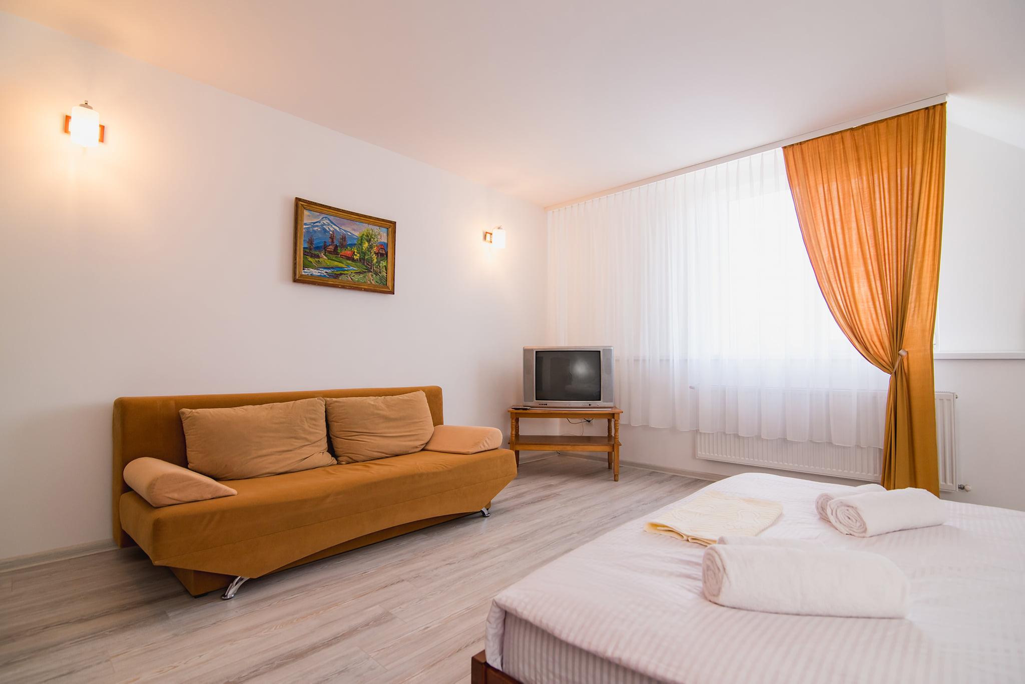 Апартаменти Свалява