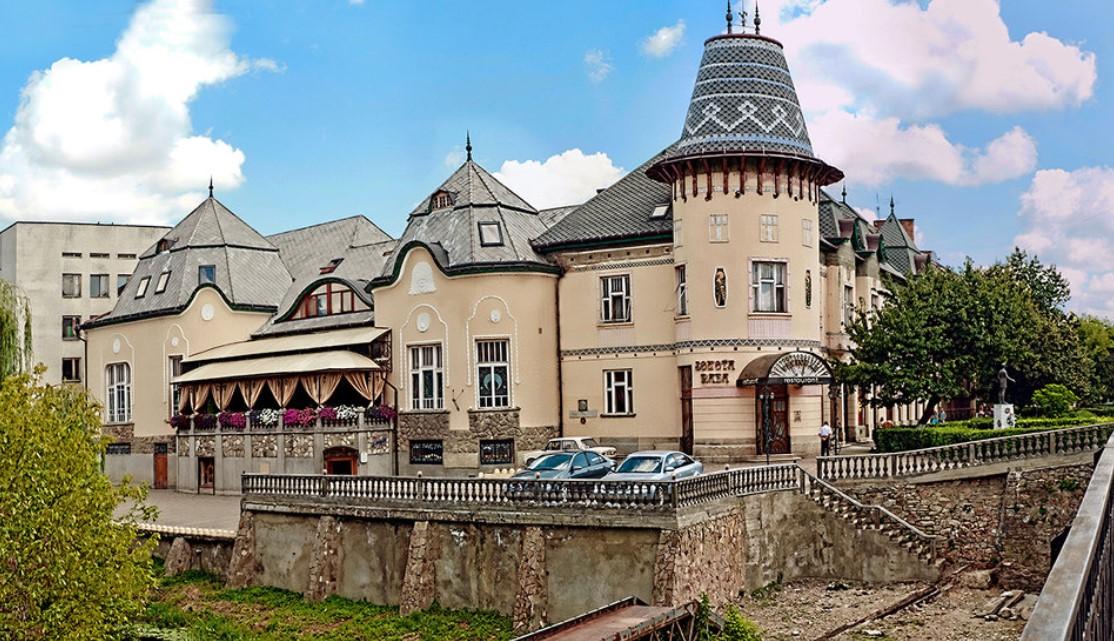 Золота Пава Берегово – казино, ресторан, готель