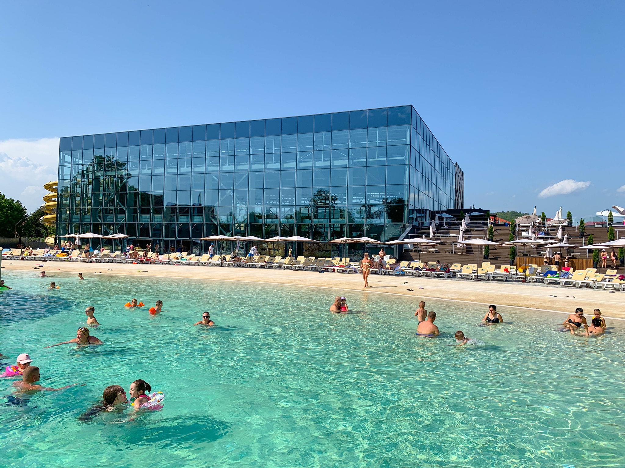 Аквапарк Карпатія – фотоогляд, ціни, відпочинок