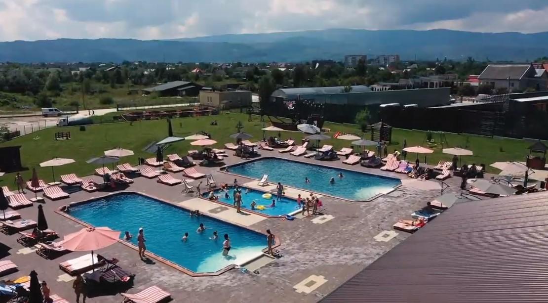 Солотвино басейни у Мойш Резорт